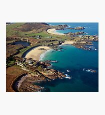 Corblet's Beach - Alderney Photographic Print