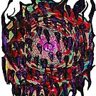 psychedelic twisting vortex  by Followthedon