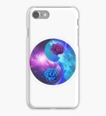 Rose Yin Yang *Limited time only iPhone Case/Skin