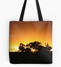 Sunrise - Cranbourne West Tote Bag