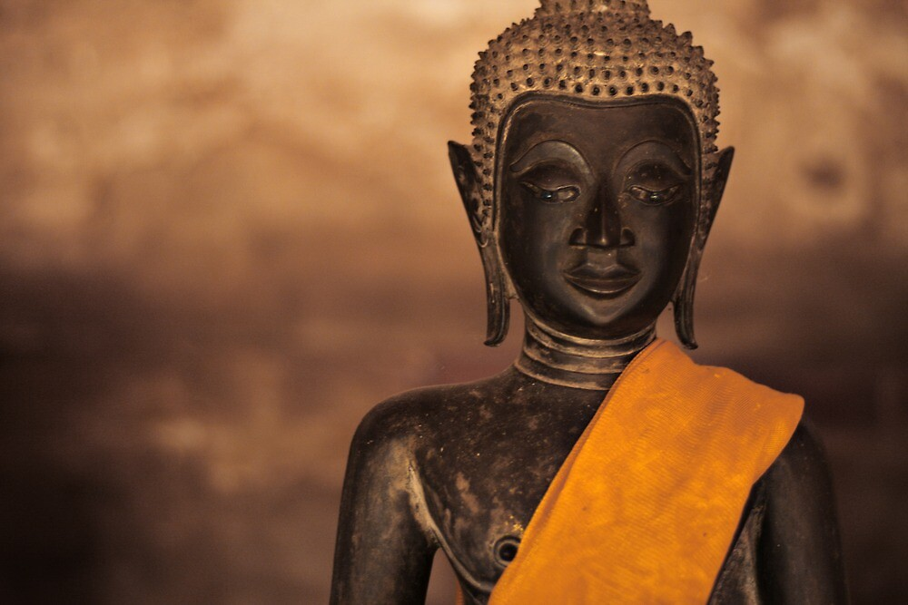 Buddha by Paul McSherry