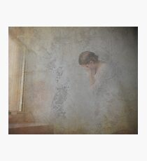 Too Late For Regrets Photographic Print