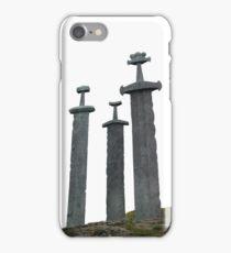 Sverd i fjell - Stavanger, Norway iPhone Case/Skin