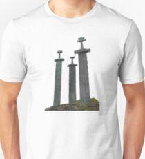 Sverd i fjell - Stavanger, Norway Unisex T-Shirt