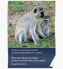 Moederliefde Poster