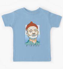 Steve Zissou Kinder T-Shirt