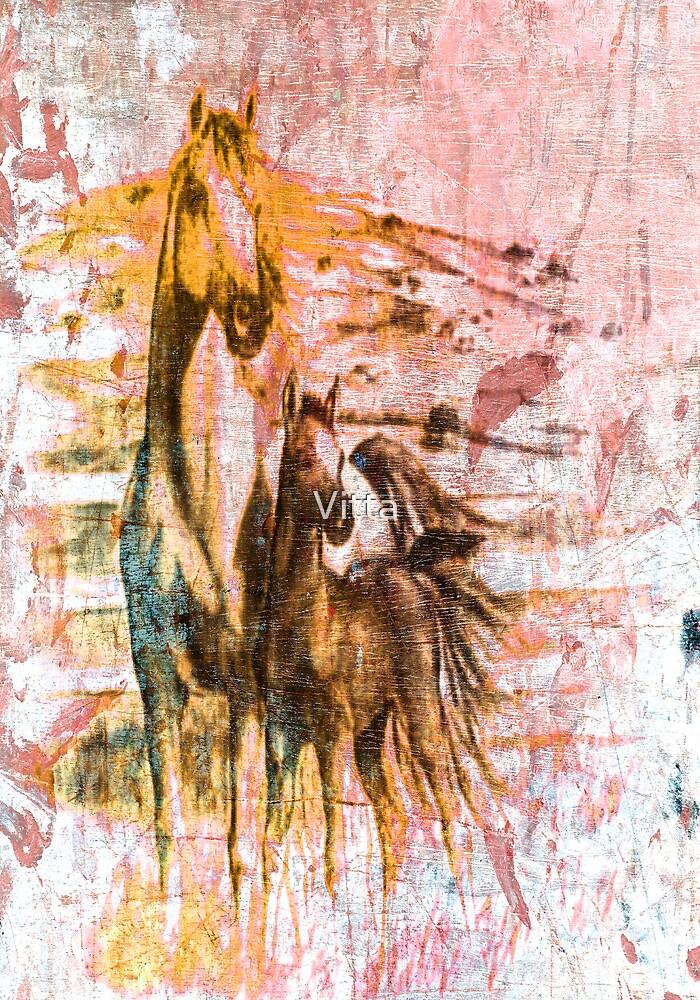 Horses. by Vitta