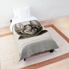 The false vampire bat. Comforter