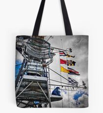 Superstructure Tote Bag