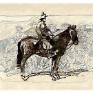 Lighthorseman by David  Kennett