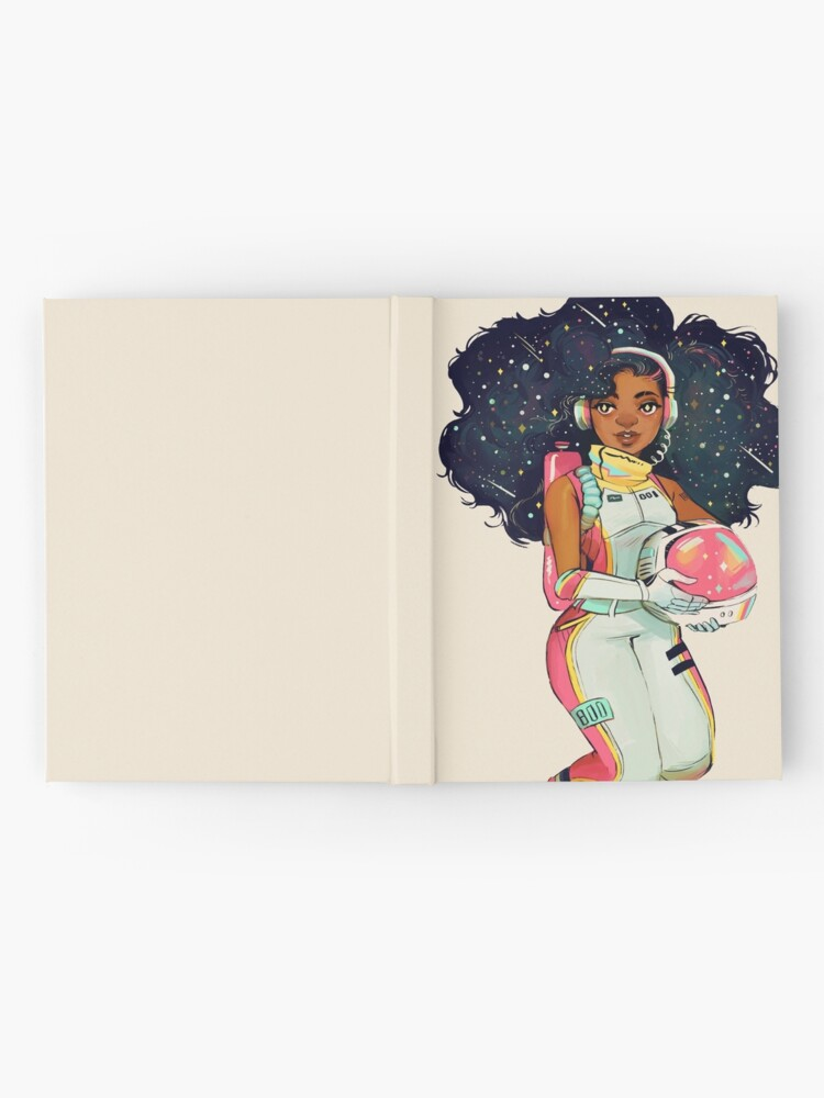 Alternate view of S P A C E Hardcover Journal