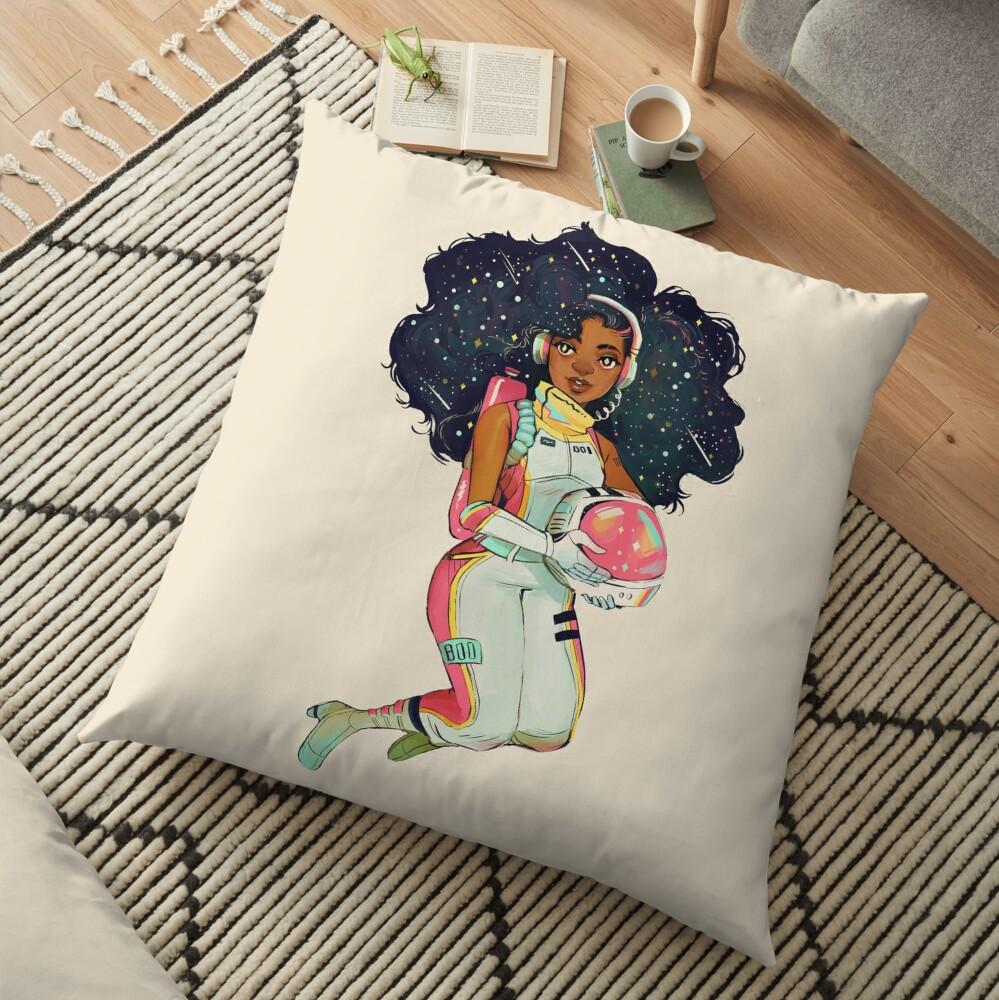 S P A C E Floor Pillow