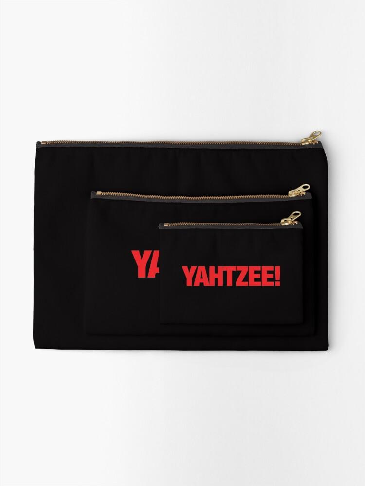 The Visit - Yahtzee! | Zipper Pouch