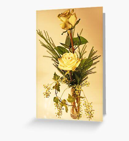 Simple Love Greeting Card