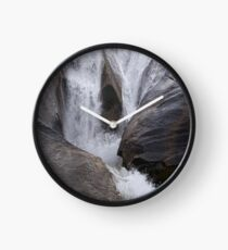 Waterfall Clock