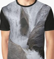 Waterfall Graphic T-Shirt