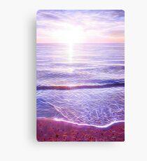 Europa Sunset  Canvas Print
