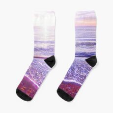 Europa Sunset  Sock