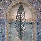 Morocco feather by MarleyArt123