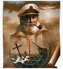 Sea Captain 5 Poster