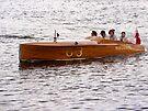 Speedboat Marguerite by Odille Esmonde-Morgan