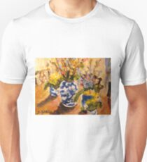 Flowers of Retreat Unisex T-Shirt