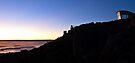 Photographer at Sunrise by Odille Esmonde-Morgan