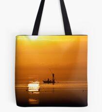 Sunrise over Mosquito Lagoon Tote Bag