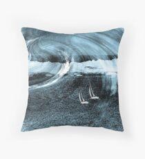 Trade Winds Throw Pillow