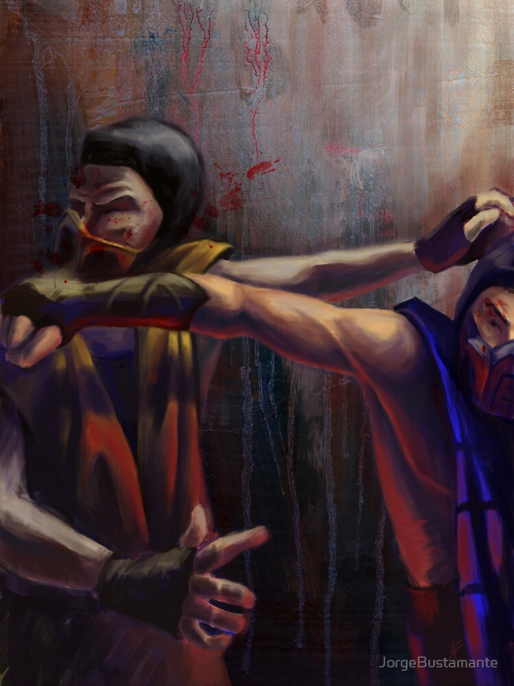 Fatality by JorgeBustamante