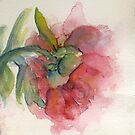 One Exquisite Peony Blossom by CheyAnne Sexton by CheyAnne Sexton