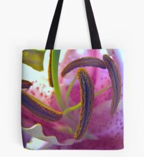 Star Gazer....Up Close And Personal Tote Bag