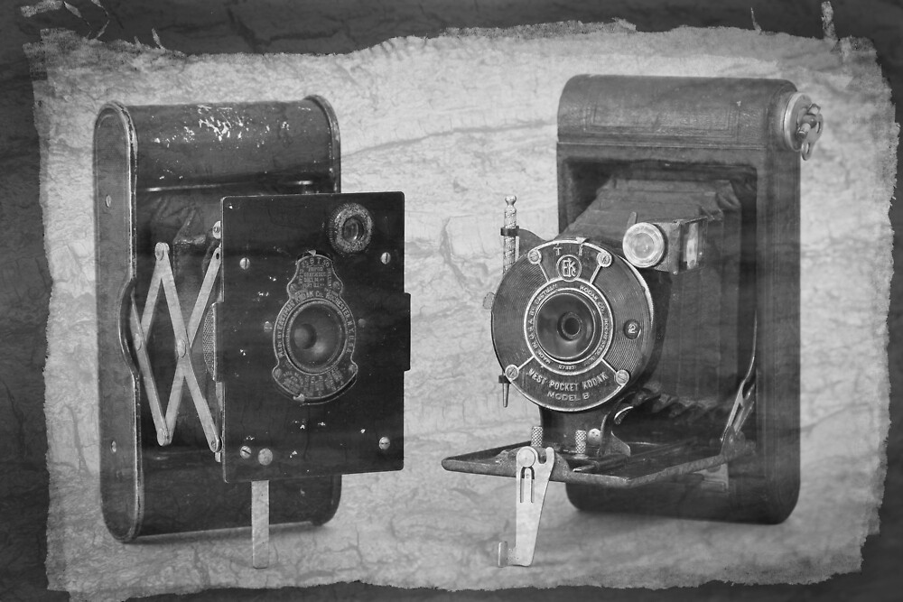 Vest Pocket Kodaks by Keith G. Hawley
