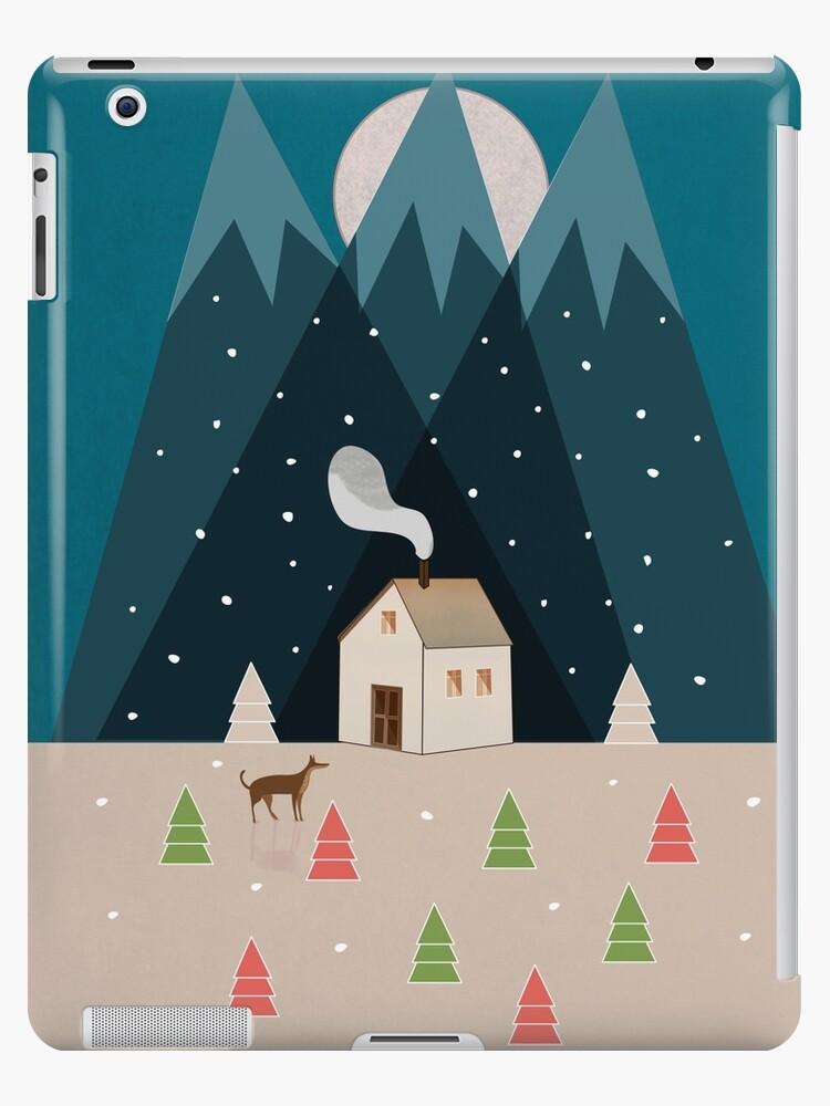 Winterworm iphone case