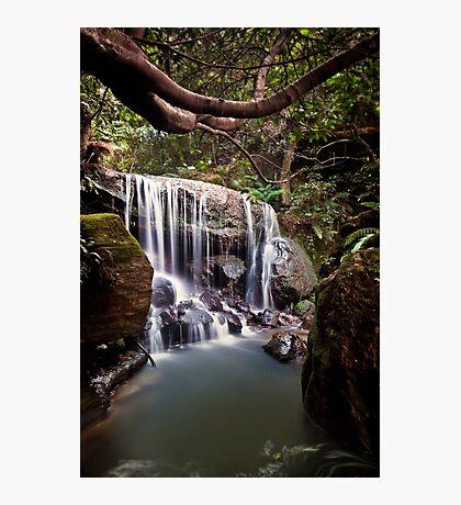 ~ chasing waterfalls ~ Photographic Print