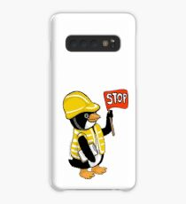 Safety Peng Case/Skin for Samsung Galaxy