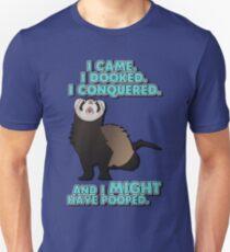I came, I dooked, I conquered. Unisex T-Shirt