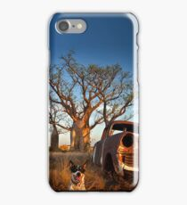 Just Hanging 'Round... iPhone Case/Skin