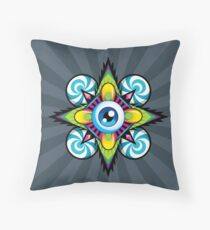 Eye Kandy Throw Pillow