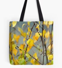 Autumn leaves,  Tote Bag