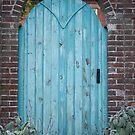 Blue Gate by David Workman