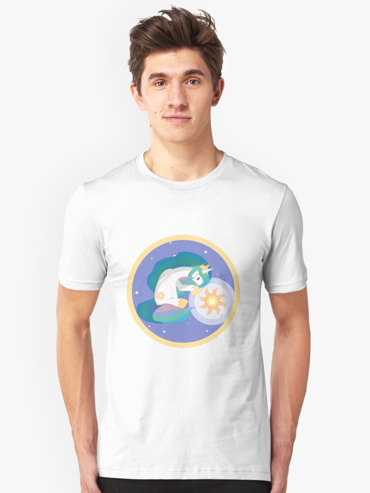 Playing The Sun Unisex T-Shirt Front
