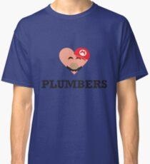 ♥ Plumbers Classic T-Shirt