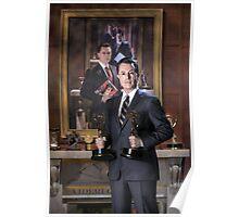 Stephen Colbert's Portrait  Poster