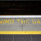 mind the gap by keki