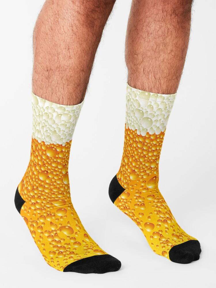 Alternate view of Beer Foam Socks