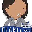 Fearless! Kamala 2020 by Jen  Talley