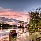 Ps Marion Sunrise by Dave  Hartley