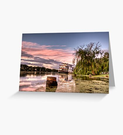 Ps Marion Sunrise Greeting Card