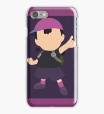 Ness (Purple) - Super Smash Bros. iPhone Case/Skin